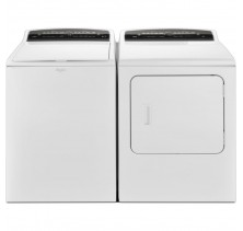 Whirlpool WTW7000DW 5.5 cu.ft. Washer<br>Whirlpool YWED7300DW  7.0 cu. ft. Electric Steam Dryer