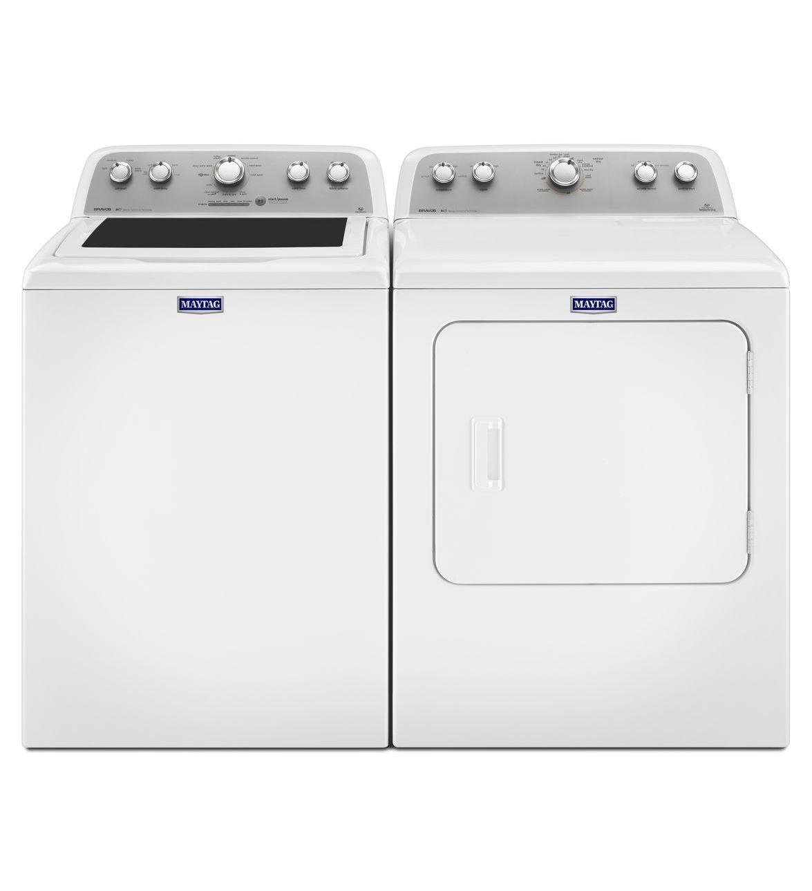 Mvwx655dw Amp Ymedx6stbw From Canadian Appliance Source
