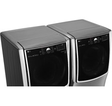 LG WM9000HVA 6.0 cu.ft. Front Load Washer<br>LG DLGX9001V 9.0 cu.ft. Gas dryer