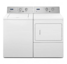 Maytag MVWP475EW 3.6 Cu Ft., Top Load<br>Maytag MGDP475EW 7.4 Cu Ft., Gas Dryer