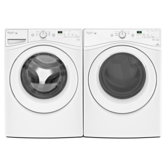 Whirlpool Wfw75hefw 5 2 Cu Ft Front Load Washer