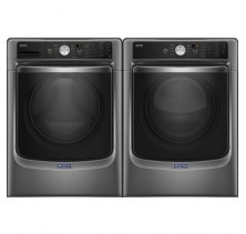 Maytag Maxima MHW8200FC 5.2 Cu Ft Steam Front Load Washer <br>