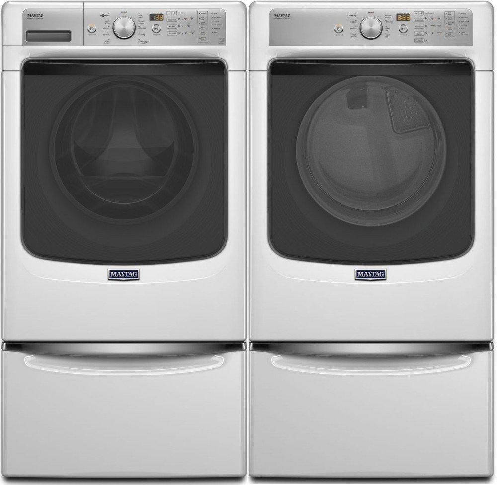 Maytag Maxima Mhw8200fw 5 2 Cu Ft Iec Front Load Washer