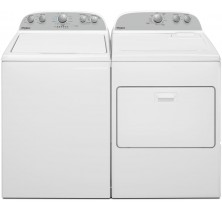 Whirlpool WTW4950HW 5.5 Cu Ft Topload Washer<br>