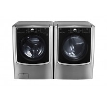 LG WM5000HVA 5.2 cu.ft. Front Load WasherLG DLEX5000V 7.4 cu.ft. Electric Dryer